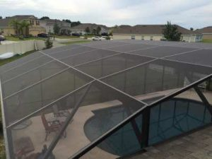 Pool Screen Repair Auburndale