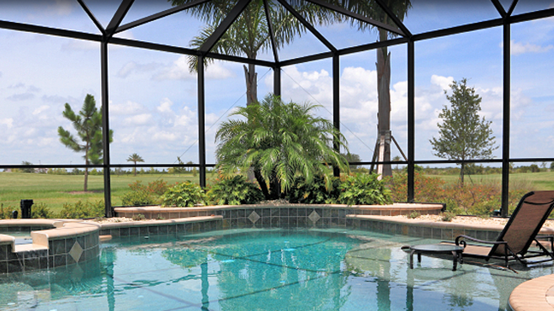 Pool Screen Repair Winter Haven